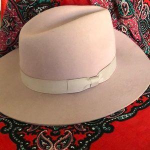 Pink Lack of Color Hat